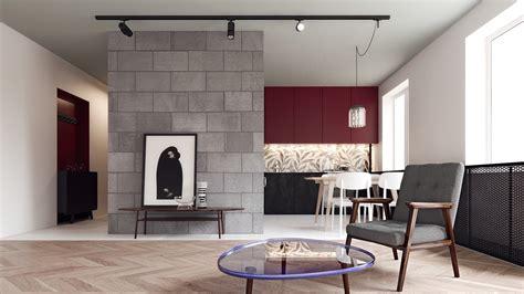 modern   soviet minimalism   stylish apartments