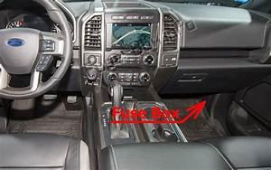 Fuse Box Diagram Ford F