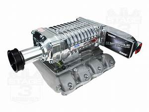 2005-2010 Mustang GT Whipple W140AX 550hp Supercharger Kit ...