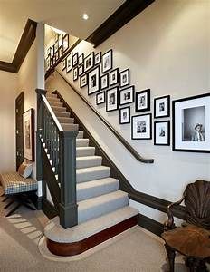 40 unique wall photo display ideas for you With awesome photo wall ideas for your house