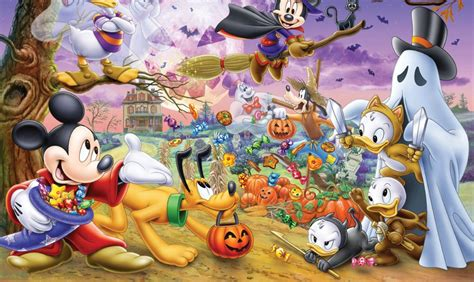 disney halloween backgrounds  pixelstalknet