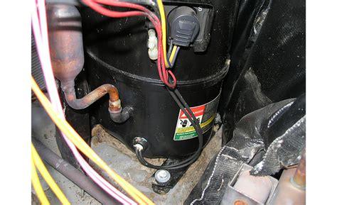crankcase heaters    prevent refrigerant
