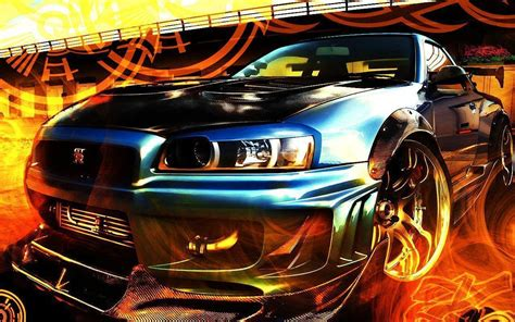 Cool Car Wallpapers Gtr by Cool Car Wallpapers Wallpaper Cave