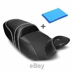Gel Pour Selle Moto : selle moto confort gel pour harley davidson electra glide standard modificaci n ~ Melissatoandfro.com Idées de Décoration
