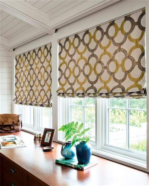 17 Best Images About Fabric Shades On Pinterest Flats