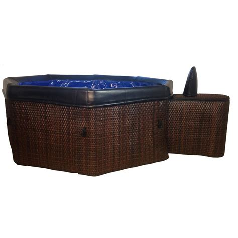 comfort line products comfort line products 5 person portable bali spa with