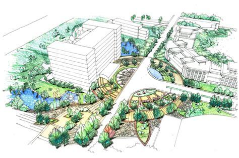 anshun campus landscape planning design ying vera