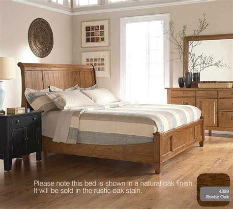 broyhill attic heirlooms  sleigh bedroom set shera