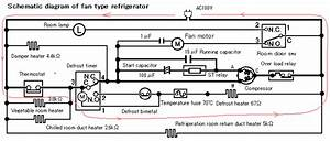 Wiring Diagram For Refrigerator Thermostat