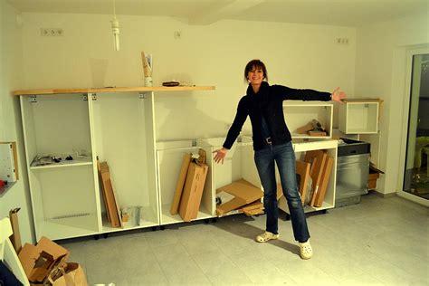 Ikea Küchen Aufbauen das abenteuer ikea k 252 che holozaen de