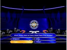 Kaun Banega Crorepati Rs 1 Crore Powerpoint created