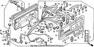 Honda Eb6500sx A  A Generator  Jpn  Vin  Ezch