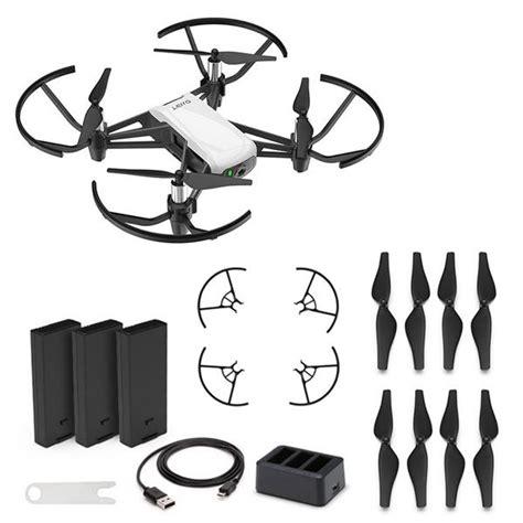dji tello boost combo mini drone  ryze tech cptl dynnex drones