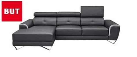 canapé d angle convertible avec coffre de rangement canapé but pour un salon simple et moderne topdeco pro