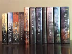 Shadowhunters Series Book Order