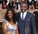 Idris Elba 'splits' from girlfriend Naiyana Garth