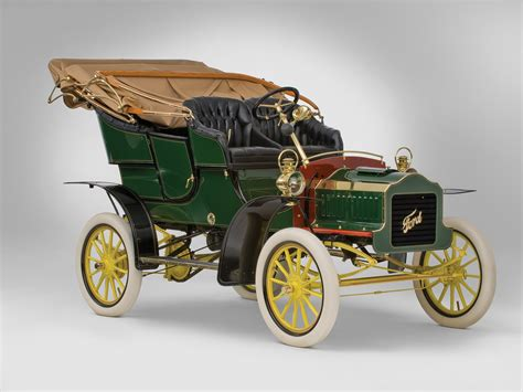 Ford Model F by Rm Sotheby S 1905 Ford Model F Touring Car Automobiles