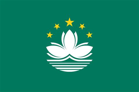 esteemed flag coloring sheets country flags macau