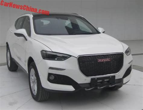 Sporty Suvs by The Haval H4s Is A Sporty New Compact Suv For China