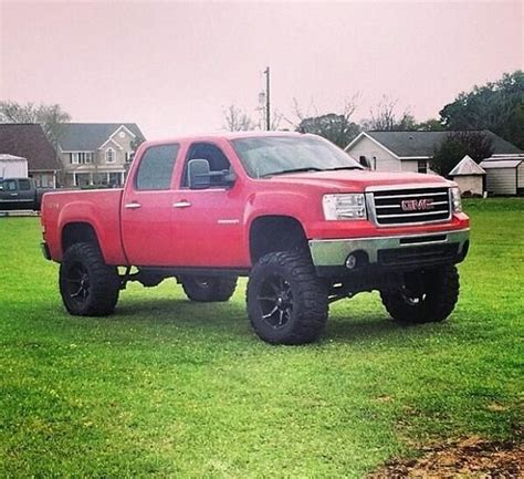 Lifted Gm Trucks 2013 Gmc Sierra Concept One By Tuscany