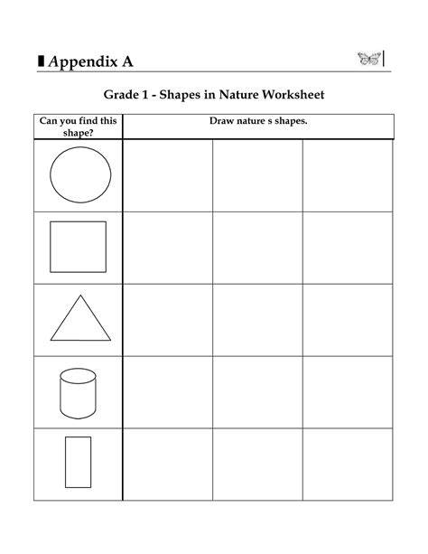worksheets on shapes for class 1 grade 1 worksheets for learning activity activity shelter