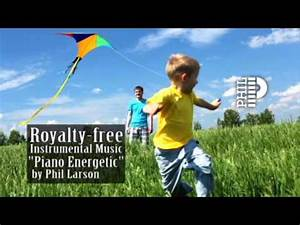 Upbeat Piano Instrumental Background Music for Video ...