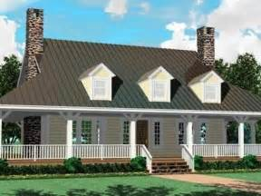 Modern One Story Farmhouse House Plans