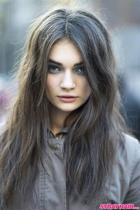 great hair color gorgeous gunmetal gray hair strayhair