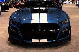 How Much Will The Iconic Stripes On Ford's Mustang GT500 Cost? Price Sheet Leaked