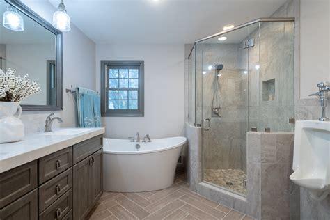 okemos bathroom remodel odd fellows contracting