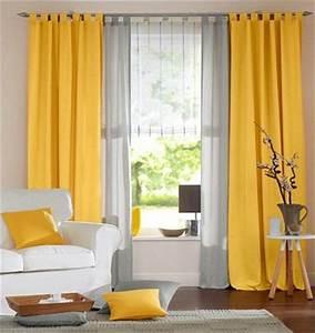 Vorhang Gelb Blickdicht : 2 st vorhang gardine 135 x 245 gelb uni kr uselband schal store blickdicht neu ebay ~ Markanthonyermac.com Haus und Dekorationen