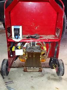 Lincoln Electric Ac Dc Stick  Tig Welder