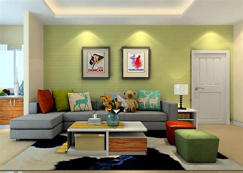 green sofa living room bright green wall living room sofa 3d house green
