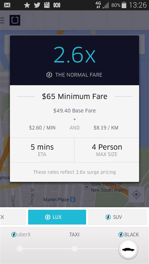 uber siege social uber surge pricing kicks in during sydney siege the register