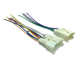 Toyotum Radio Wiring Adapter by For Toyota Stereo Cd Player Wiring Harness Wire Adapter