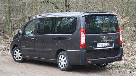 Peugeot Expert Tepee Gebraucht Mit Kleinen Macken Autogazette De
