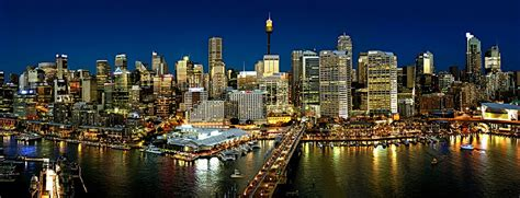 darling harbour  photo   south wales east