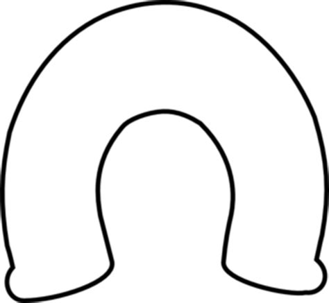 horseshoe border clipart    clipartmag