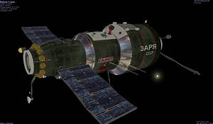 Space Station Salyut 1 - Pics about space