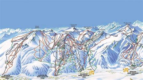 Serre Chevalier Ski Pass by Serre Chevalier Ski Portal