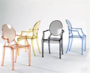 Chaises Transparentes Starck by History Of Ghost Chairs