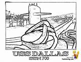 Submarine Coloring Uss Dallas Pages Navy Yescoloring Colour Force sketch template