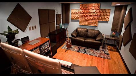 home recording studio design  decorations youtube