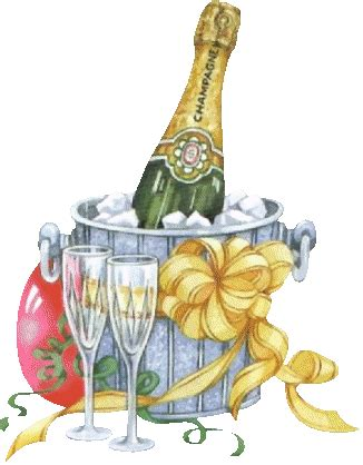 clipart brindisi bon anniversaire smet