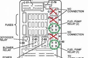 2003 Mitsubishi Eclipse Fuse Box Diagram Pictures To Pin