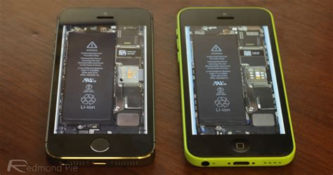 Show Off Your Iphone 5s / 5c And Imac Internals With These