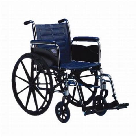 invacare lightweight manual foldable folding wheelchair ebay