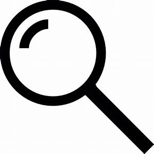 Magnifying Glass Searcher - Free interface icons