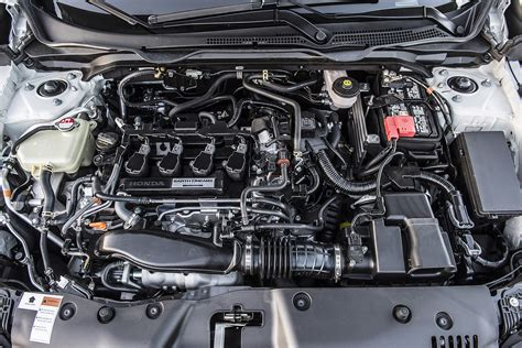 New 2016 Honda Civic Two Engine Types 2