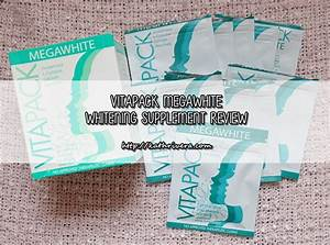 Product Review  Vitapack Megawhite